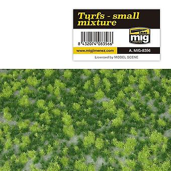 Ammo by Mig Grass Mat - Small Mixed Turf