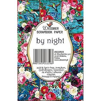 Decorer By Night Paperi Pack