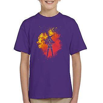 Faye Valentine Cowboy Bebop Kid's T-Shirt