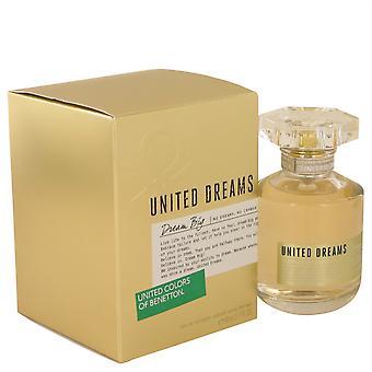 Sueño de sueños Unidos grande Eau De Toilette Spray por Benetton