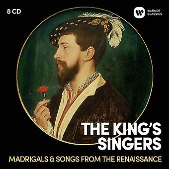 King's Singers - Madrigals & Songs From the Renaissance [CD] USA import