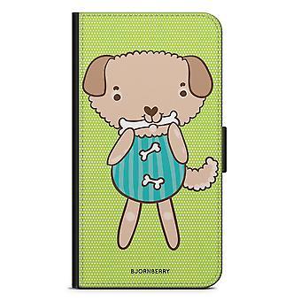 Bjornberry Wallet Case LG G5 - Schattige hond