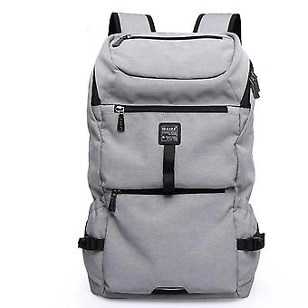 Cotton cloth waterproof computer backpack