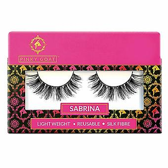 Pinky Goat Glam Collectie Herbruikbare Faux Mink Lashes - Sabrina - Cruelty Free