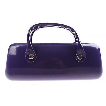 Eyeglasses case Women 16 x 6 cm purple