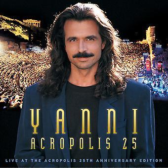 Yanni - Yanni: Live at the Acropolis (25th Anniversary) [CD] USA import
