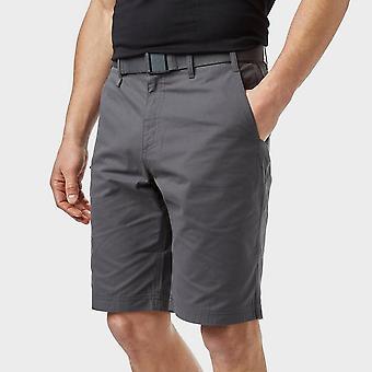 Brahser Men's Walking Hiking Shorts Grey