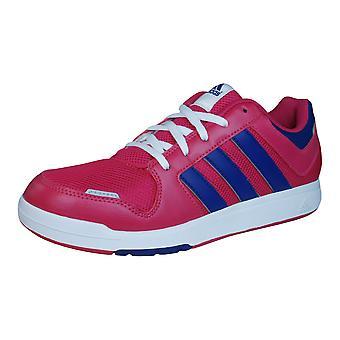 Adidas LK Trainer 6 bambini in esecuzione formatori / scarpe - rosso
