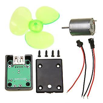 Mini Wind Power Generator Alternator Kit