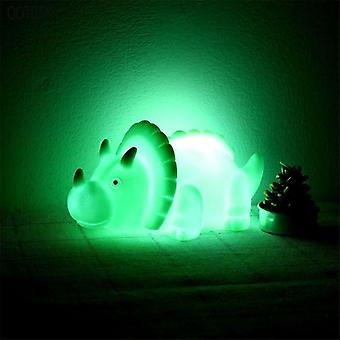 Led Mini Dinosaur Lamp Small Night Lights Home Decoration Glow In The Dark Kid