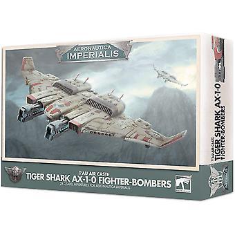 Spel Workshop - Aeronautica Imperialis: T'au Tiger Shark AX-1.0 Fighter-Bombers