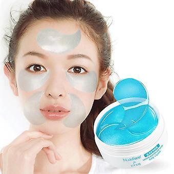 Hydrogel Collagen smink szem alatti tapasz - kozmetikumok bőrápoló gél szemmaszk