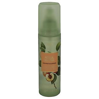 4711 Acqua Colonia White Peach & Koriander Body Spray Door 4711 2,5 oz Body Spray
