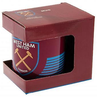West Ham United FC Crest uutuus muki