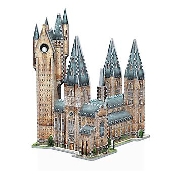 3D harry potter - hogwarts astronomy tower 875pc 3d puzzle