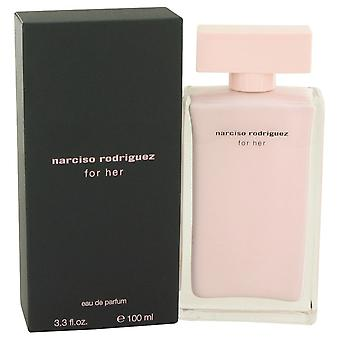 Narciso Rodriguez For Her EDP Spray 100ml (2005/BLACK BOX/PINK BOTTLE)