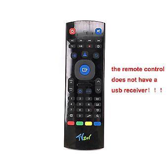 Αρχικός για τον τηλεχειρισμό κιβωτίων TVZOR HDTV με το ασύρματο αρρενωπό πληκτρολογίων