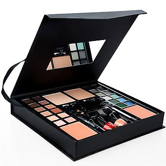 Oogschaduw Make-up Palette Set, Mascara Eyeliner Lipstick Set Eye Shadow Pallets