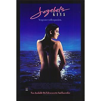 Jezebels Kiss Movie Poster (11 x 17)