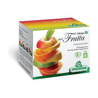 Bio Mix Fruit Infusion 20 infusion bags