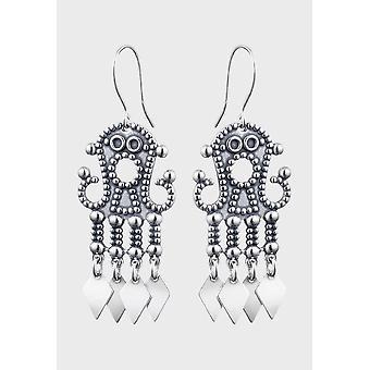 Kalevala Earrings Women's Jewelry from Petsamo Silver 2614722K
