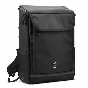 Chrome Industries Volcan Mens & Womens Backpack Padded - Black Tarp