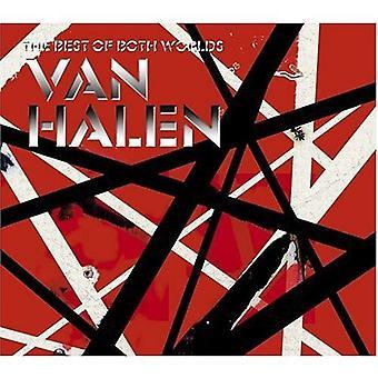 Van Halen - Best of Both Worlds [CD] USA import