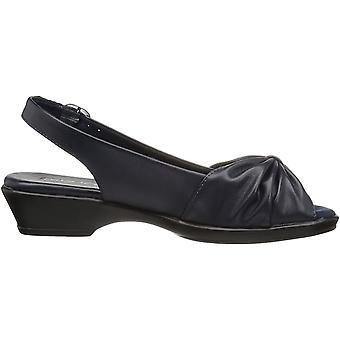 Easy Street Women's Shoes Fantasia Open Toe Casual Mule Sandals