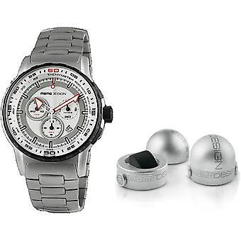 Momo design watch pilot pro chrono quarzo md2164ss-20