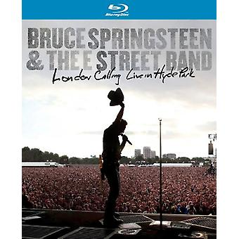 Bruce Springsteen - London Calling-Live in Hyde Park [BLU-RAY] USA import