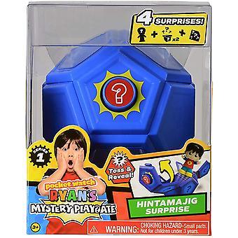 Ryan's World - Mystery Playdate Hintamajig Figure Surprise (1 At Random)