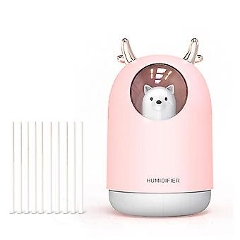 Air Humidifier, Essential Oil Diffuse Eliminate Static, Electricity Clean Air,