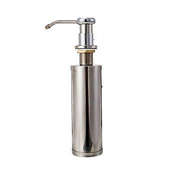Roestvrijstalen vloeibare zeepdispensers - Abs Plastic Fles