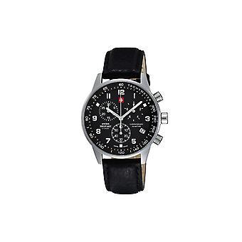 Reloj masculino Militar Suizo Por Chrono SM34012.05, Cuarzo, 41mm, 5ATM