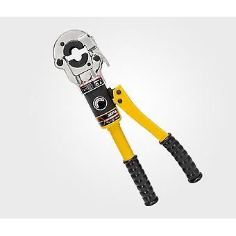 Gc-1632e pex hydraulique serrant pour raccorder le tuyau Pex, cuivre Pb