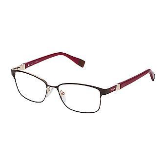 Furla VFU092S 08LH Glänsande bruna glasögon