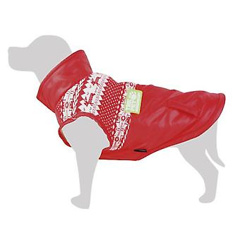 Arquivet Red coat (Dogs , Dog Clothes , Coats and capes)