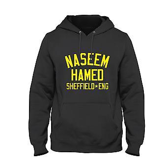 Naseem Hamed Boxning Legend Hoodie