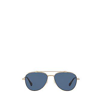 Oliver Peoples OV1266ST mjuka guld manliga solglasögon