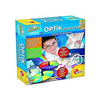 Optical Experiments