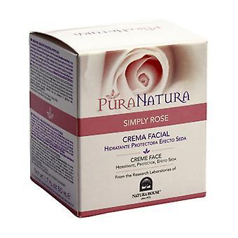 Simply Rose Facial Cream 50 ml of cream