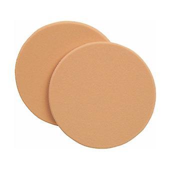 Latex cosmetic sponges, round Ø 1 unit