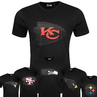 New Era Logo Shirt - ELEMENTS NFL Teams black