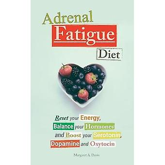 Adrenal Fatigue Diet - Reset your Energy - Balance your Hormones and B