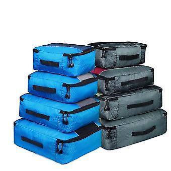 Foxmertor Packing Cubes Fashion Travel Duffle Bag