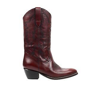 âme Brown Texan Style Boot