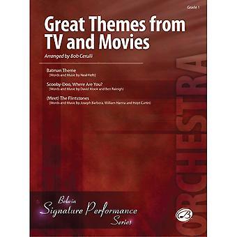 Große Themen aus TV und Filme - - 00-33992