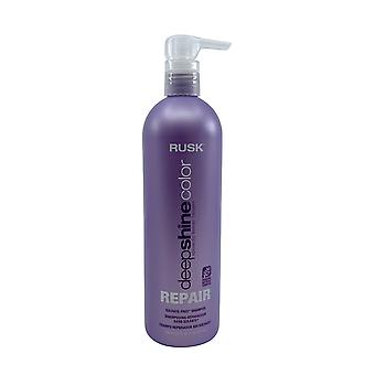 Rusk Deep Shine Color Repair Shampoo 25 OZ