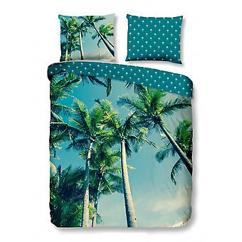 cover of the bed Palm 200 x 220 cm microfiber