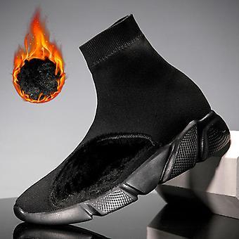 Breathable Hollow Couple Socks Shoes ( Set 1)